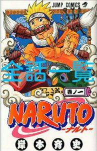 NARUTO−ナルト−全話一覧あらすじ