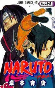 NARUTO−ナルト−25巻あらすじ