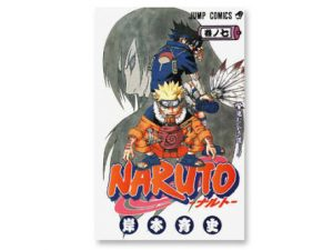 NARUTO−ナルト−7巻あらすじ