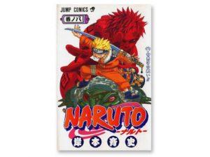 NARUTO−ナルト−8巻あらすじ