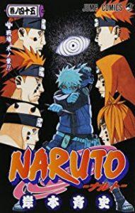 NARUTO−ナルト−45巻あらすじ
